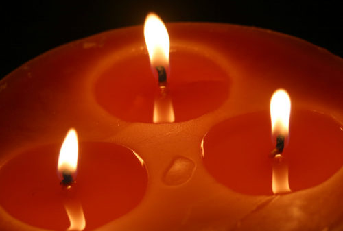 candlelight triplet