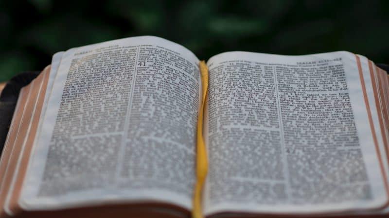 The Bible reveals God