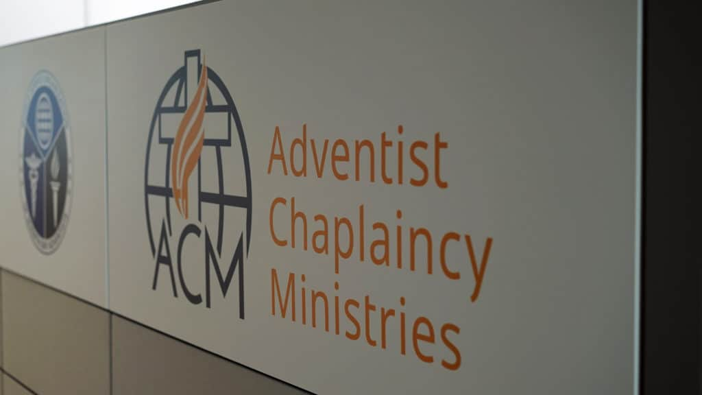 Adventist Chaplaincy Ministries