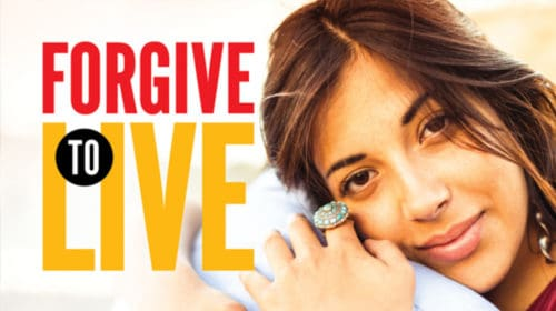 learning that to forgive is to live is something that can be studied in the bible