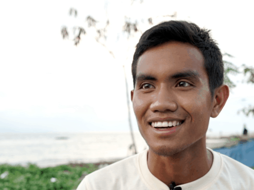 Mariano's story of God transforming him